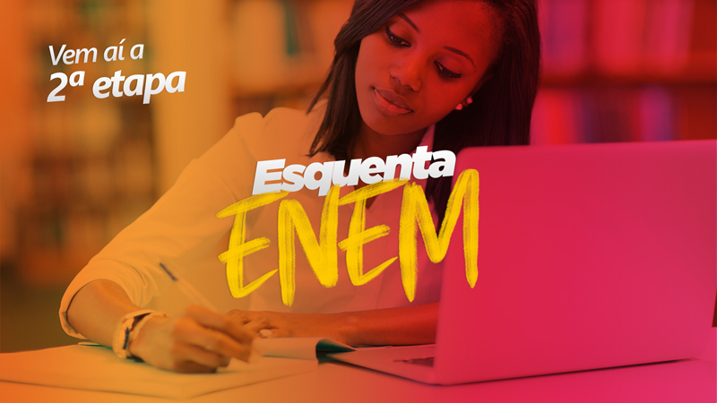 CNEC promove segunda etapa do Esquenta Enem